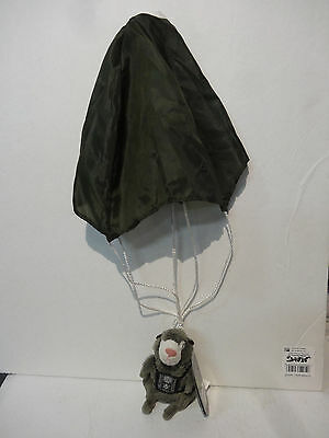 Disney Store G-Force Guinea Pig Plush With Parachute new with tag