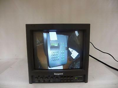 IKegami TM9-1 9-Inch Broadcast Color Monitor