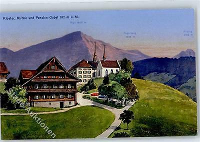 51486307 - Zug Zugo Kloster Pension Gubel