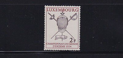 Luxembourg Mint Stamp Sc#298 MNH