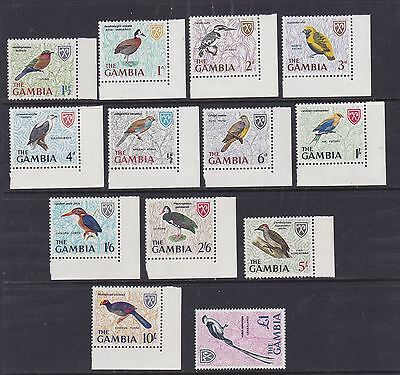 Gambia Mint Stamps Sc#215-226 MNH CV$10