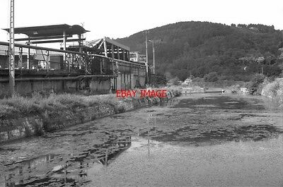 Photo  France Canal 1987 Clamecy Disused Basins