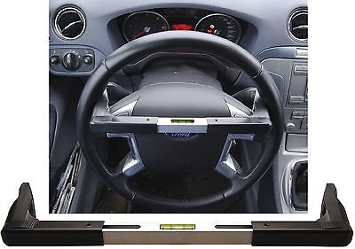 steering wheel - spirit level Center of the quick and straight install 9977