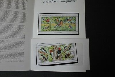 Annual Audubon Society Wildlife Conservation Stamps ~ Mint Denominated Block/efo