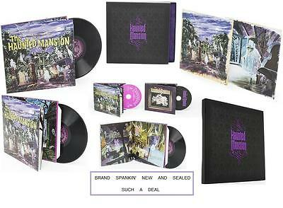 DISNEY - HAUNTED MANSION - DELUXE LIMITED EDITION - 40th. ANNIVERSARY COLLECTION