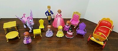 Disney Magical Talking Castle Sofia The First Figures & Accessories