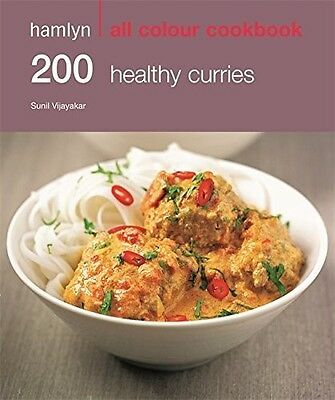 200 Healthy Curries: Hamlyn All Colour Cookbook, 0600625281, New Book