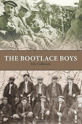 The Bootlace Boys, Eric Collinson | Paperback Book | 9780956342676 | NEW