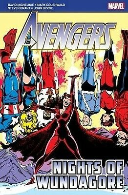 The Avengers: Nights of Wundagore (Marvel Pocketbooks), 1846531799, New Book
