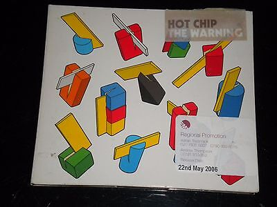 Hot Chip - The Warning - CD Album - 11 Great Tracks - 2006