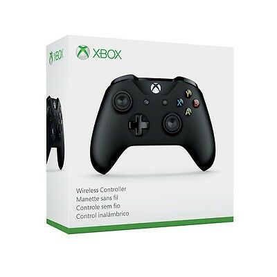 Xbox One Wireless Controller Black