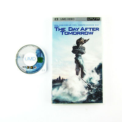 PSP UMD VIDEO : THE DAY AFTER TOMORROW in OVP
