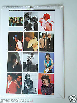 The Rolling Stones Calendar 1994 Original Vintage 22 Year Old Rare Valuable Gem!