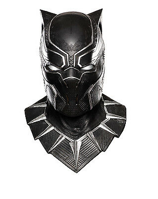Captain America Civil War - Black Panther Full Adult Overhead Mask