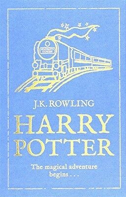 Harry Potter (Three book set, includes Vols 1-3: Philosopher's Stone, Chamber of