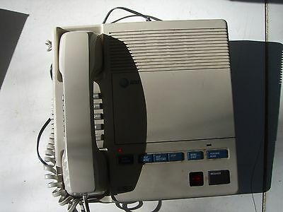 AT&T Remote Answering System Telephone 1521 In Box + Owner's Manual