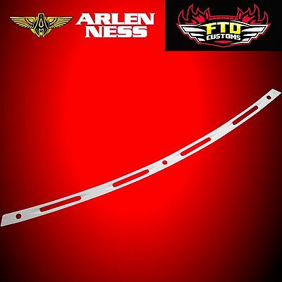 Arlen Ness Windshield Trim Deep Cut Chrome 1996-2013 HD FLHT/FLHX 03-691