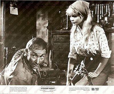 1968 FEVER HEAT Nick ADAMS Jeannine RILEY Movie by Russell S. DOUGHTON *Foto