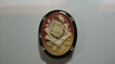 Beauty Hand CARVING CAMEO ~49.5mm*39mm(ec444)