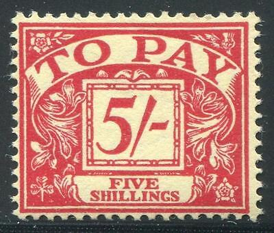 GREAT BRITAIN Sc.# J54 Scarce NH Stamp