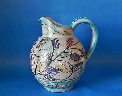 Denby Glyn  Colledge Jug 6.5 Inches High - Good Condition Signed