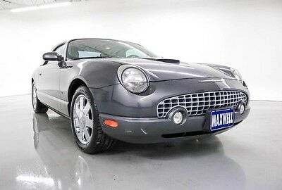 2003 Ford Thunderbird Base Convertible 2-Door 2003 Ford Deluxe