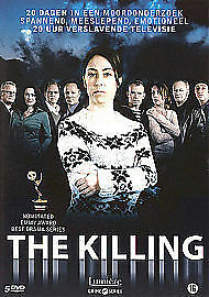 The Killing - Series 1 - Complete (DVD, 2011, 5 Disc Set) Sealed