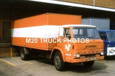 M20 Truck Photos - Ford - Southern BRS British Road Services.