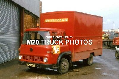 M20 Truck Photos - Bedford - Eastern BRS British Road Services.