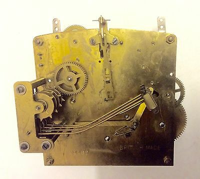 British Chiming Movement -  Type Pk-5A - For Spares