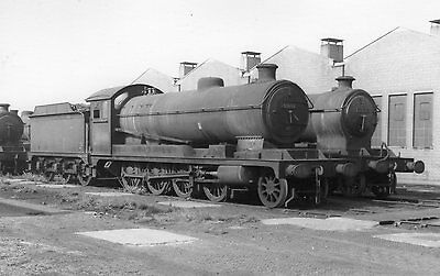 Photo Ex LNER Class O4 Nos 63604 and 63611 at Staveley GC MPD 19/5/64 PHG