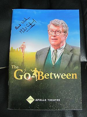 The Go-Between London Musical Theatre Programme Signed By Michael Crawford