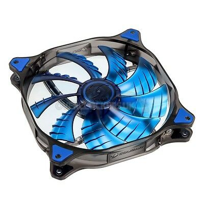 Cougar LED-Fan D14HB-B Blue - 140mm