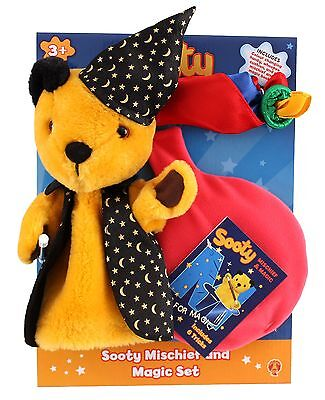 Sooty & Sweep Sooty's Mischief and Magic Set - NEW