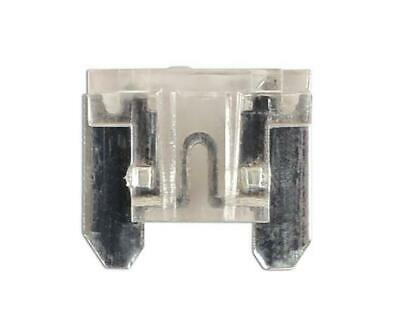 Car Spare 100x Micro Blade Fuses 25 Amp For Safety Safeguard Uses