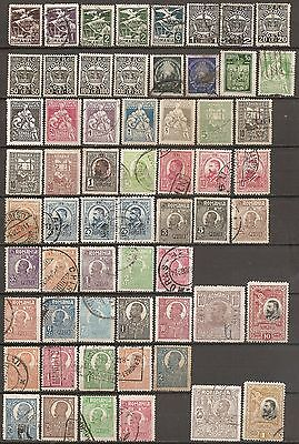 Romania  Earlies Unused & (Mostly) Used Collection [Q57]