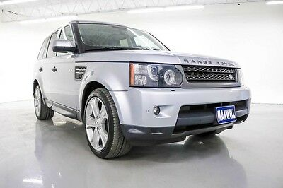 2010 Land Rover Range Rover Sport  2010 Land Rover HSE LUX
