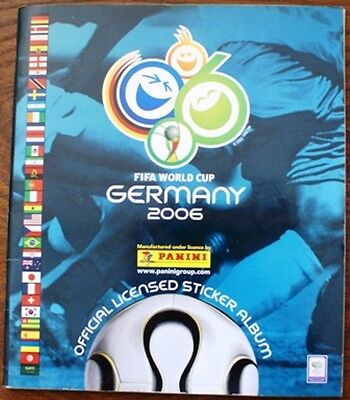 Album panini foot germany 2006 complet superbe