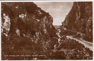 The Pass Of Melfort Near Oban - Argyll & Bute - Scotland