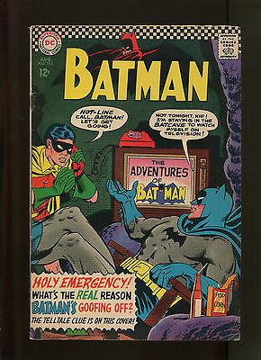 Batman #183 (4.5) 2Nd Appearance Of Poison Ivy