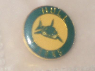 RUGBY LEAGUE BADGE : Hull Sharks - Official Club Badge