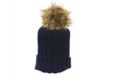 Rhineold Arctic Bobble Hat BLACK, hat cover winter riding warm outdoor yard duty