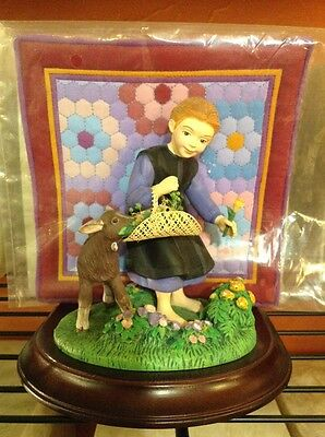 """FREE SHIPPING!! The Amish Heritage Collection by Willits 1993 """"REBECCA & SAM"""""""