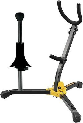 Hercules DS533BB Dual Saxophone Stand