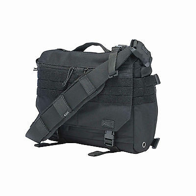 5.11 Rush Delivery Messenger Bag Lima - Black