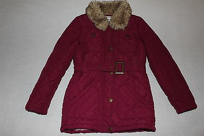 Jacket: Gorgeous purple jacket by Matalan , 6/7 yrs