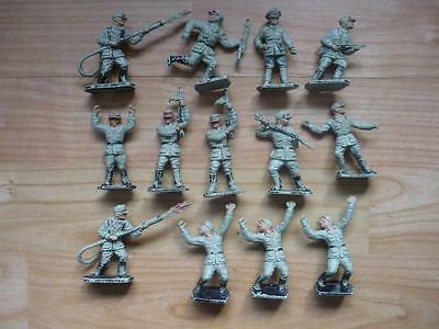 Vintage Lone Star Harvey Series  Germans Figures x 13
