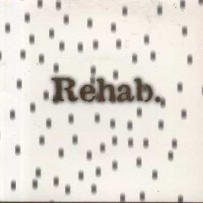 """REHAB Hype 7"""" VINYL With Inner B/W Too Little Too Late (Throw1) Pic Sleeve UK"""