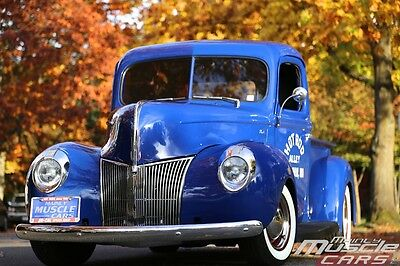 1940 Ford F-100  NICE 1940 Ford Deluxe Truck Solid build, Excellent Driver, Auto, Tilt, Modern V8