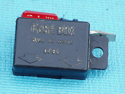 77-83 Kawasaki KZ1000 KZ750 KZ650 KZ  fuse box housing